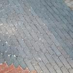 DRUMMED AND NOT DRUMMED HOLLAND CLAY PAVERS - MASTIC BLACK