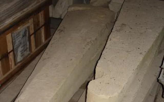 ANCIEN ESCALIER TOURNANT EN PIEERE DE BOURGOGNE