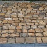 OLD SOND STONE COBBLES (FOX HEADS)